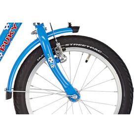 Puky Z 6 - Vélo enfant - gris/bleu